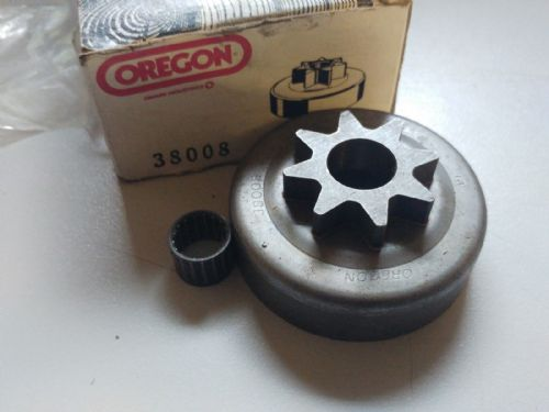 Oregon 38008 8 teeth sprocket